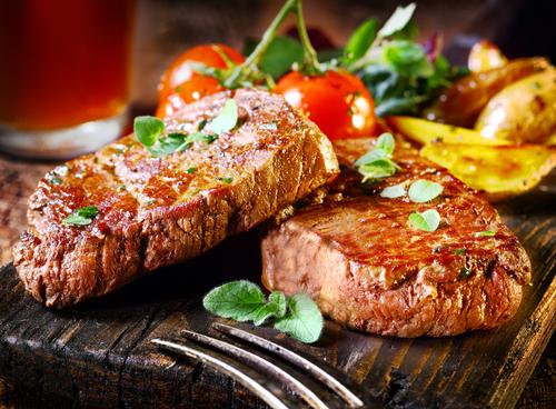 Fleisch? - gerne!