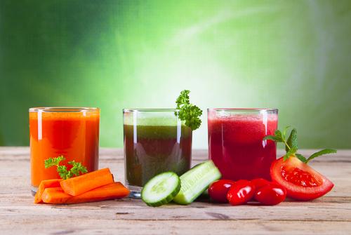 Fruchtsäfte sind bei einer Detoxkur erlaubt