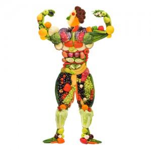 Gesund und fit durch Sport und bewusste Ernährung