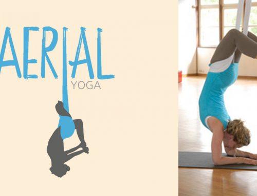 Aerial Yoga- die Entspannungs Technik, um die Seele baumeln zu lassen