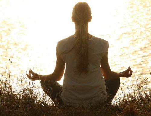 Stressabbau dank Meditation