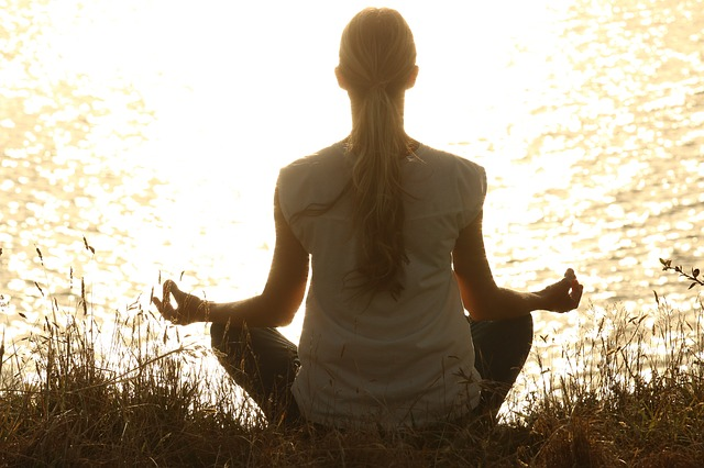 Meditation bringt Entspannung